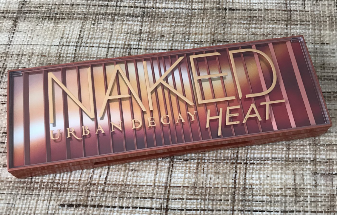 Kelli's Blog Urban Decay Naked Heat Palette