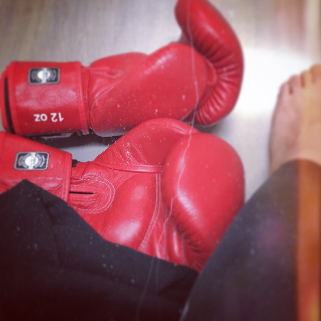 Boxing Kelli's Blog