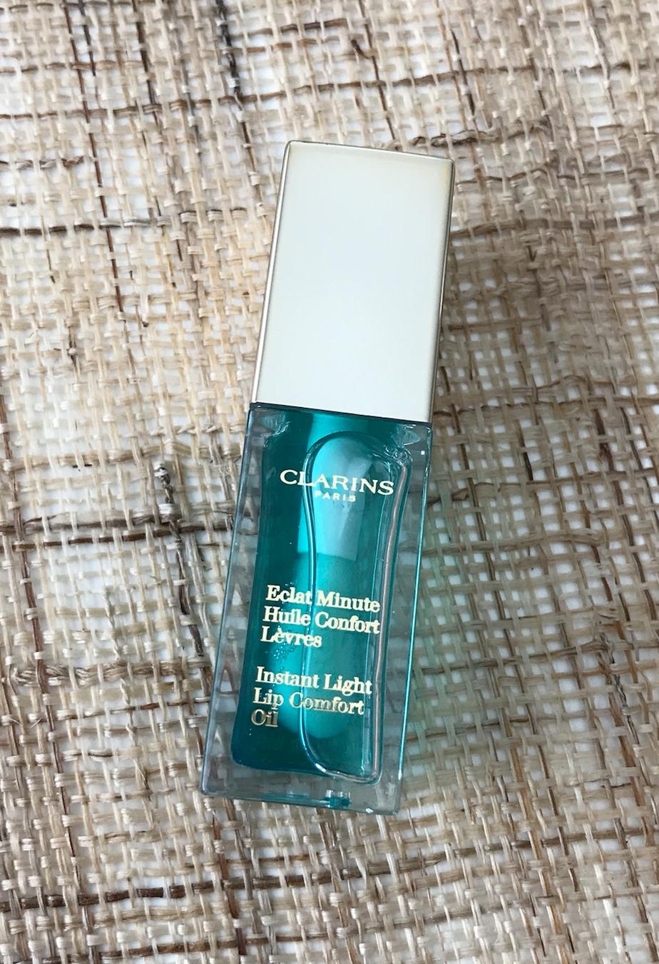 Clarins Mint Lipgloss